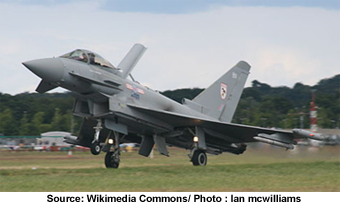 aerofreins Photo Eurofighter Typhoon