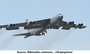 Boeing B52 Face