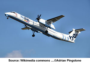 DHC8 decollage