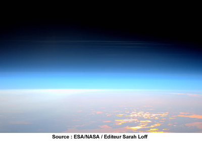 Atmosphere ESA/NASA